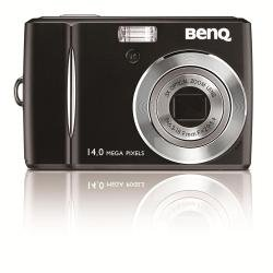 BenQ C1430 - Cámara Digital Compacta, 14 MP - Negro