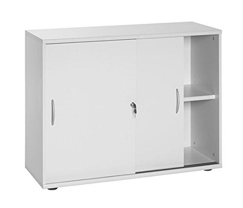 Broeinrichtung-Brombel-Bro-Grau-Eckschreibtisch-Brocontainer-Aktenschrank-Regal-Schreibtisch-Schiebetrenschrank-76-cm