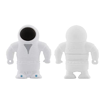 Bone 4GB Flash Memory USB 2.0 Spaceman Driver DR09042-4GR