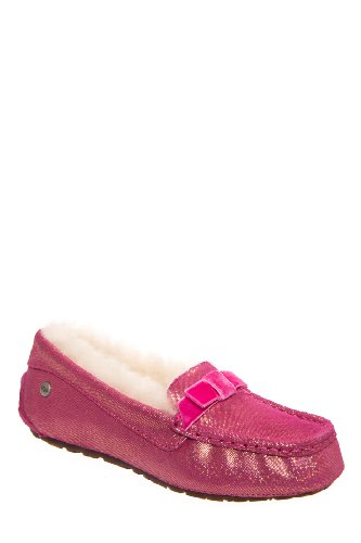 UGG Australia Kid's Annmarie Slip On Flat Shoe