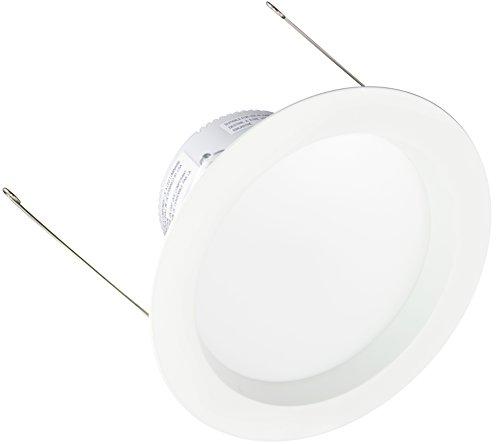 American Lighting Ep6H-E26-40-Wh 4000K 13-Watt 1125 Lumens Samsung Led E-Pro Series Dimmable Recessed Retrofit Downlight, White, 1-Pack