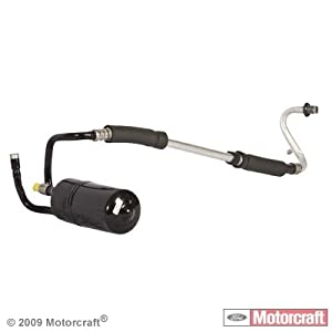 Motorcraft YF2975 Air Conditioning Accumulator with Hose Assembly from Motorcraft