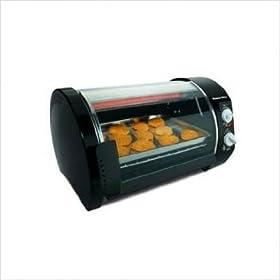 Proctor Silex 4-Slice Toaster Oven/Broiler - Black (31955)