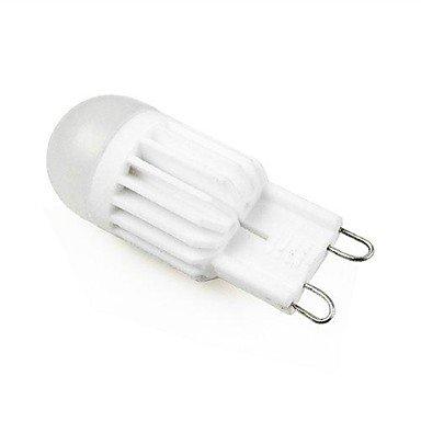 Rayshop - G9 2W 1X5050Smd 140Lm 3000K Warm White Light Led Bi-Pin Bulb (Ac 220-240V)