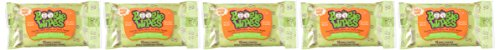 "Boogie Wipes Fresh Scent - 10 Count Pack Travel Packs ""5 packs"" - 1"