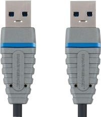 Bandridge BCL5803 - 3.0M SuperSpeed USB3.0 Device Cable