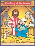 img - for The Story of Christmas: Daily Readings and Prayers: Scripture Readings Paraphrased for Young Children book / textbook / text book