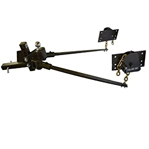 Blue Ox BXW1001 SwayPro Bolt-On Latch Weight Distributing Hitch - 1000 lbs Capacity