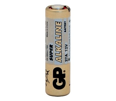 GP Batteries H/V alcaline 27 A 12 V 27 A: GP Lot de 10 piles