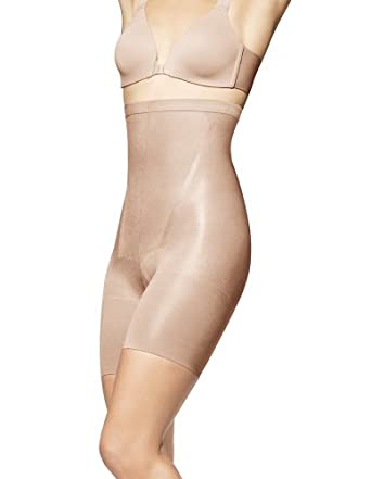 SPANX In-Power Line Super Higher Power Power Panties Shapewear Nude A