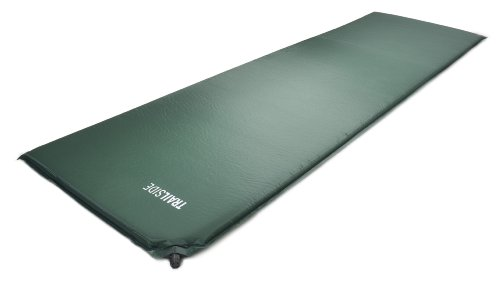 Trailside TrailRest Self-Inflating Mattress, 74x26x2-Inch/Large