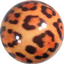 Buy Brunswick Leopard Print Viz-A-Ball