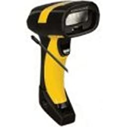 Datalogic Powerscan Mobile 8300, 910 Mhz, Standard Range Industrial Cordless Laser Scanner with Display and Removable Battery , SK PM8300-D910RB