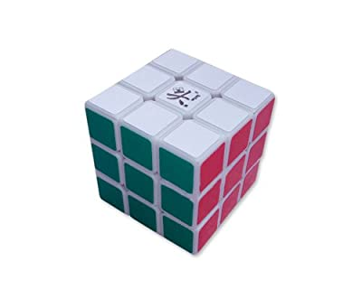 Dayan Zhanchi 5th Generation 3x3 Speed Puzzle Magic Cube 6-Color World Record Competition White Edge from Dayan