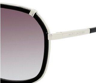 Marc JacobsMarc Jacobs 305/S Sunglasses (0010) Palladium w/ Gray Gradient Aqua Lenses
