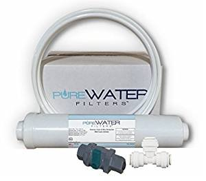 Inline Water Filter Kit for Icemakers (Ice Maker Troubleshooting compare prices)