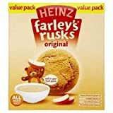 FARLEYS RUSKS ORIGINAL 18