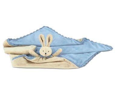 Plush Croshetta Bunny Comforter 26