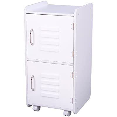 KidKraft Locker (Medium, White)