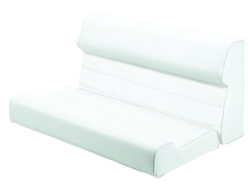 Wise 36 Inch Pontoon Bench Seat Cushion Base Required To Complete White Great Chance