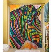 Zebra Print Accessories For Bedroom front-227793