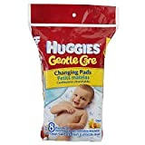 Huggies Changing Pads 8 ea