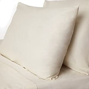 Amazon.com - 600 Thread Count 100% Egyptian Cotton Solid Ivory