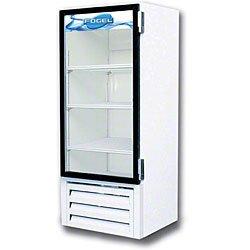Glass Door Refrigerator For Sale front-374977