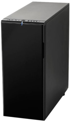 Fractal Design Define XL  USB 3.0 PC Case - Black/Pearl