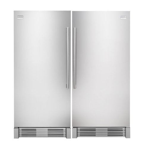 42 Frigidaire Professional Stainless Steel Built In Refrigerator Freezer Combo Fprh19d7lf Fpuh19d7lf Black Friday 2015 King Thong Appliances