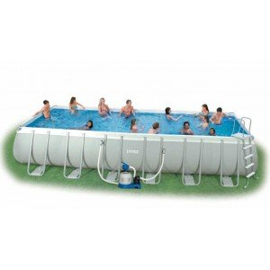 intex-24ft-x-12ft-x-52in-deep-ultra-frame-pool-with-sand-filter-cover-ground-cloth-ladder-and-instru