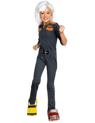 Monsters Vs Alien Susan Sm Kids Girls Costume