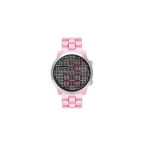 腕時計 Phosphor Women's MD011L Swarovski Mechanical Digital Watch【並行輸入品】