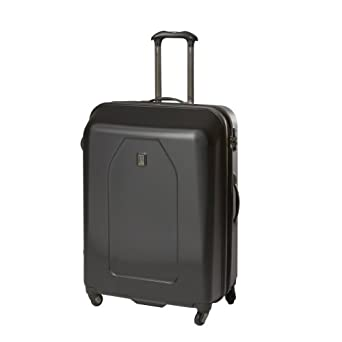 Travelpro Luggage Crew-9 29 Inch Expandable Hardside Spinner, Black, One Size