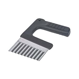 Faringdon Stainless Steel Crinkle Cutter