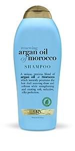 Organix Renewing Moroccan Argan Oil Shampoo Salon Size, 25.4 Ounce
