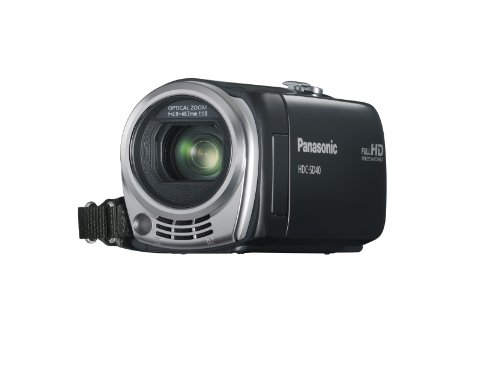 Panasonic HDC-SD40K HD SD Card Camcorder (Black)