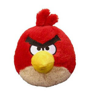 Angry Birds Plush Toy - 1