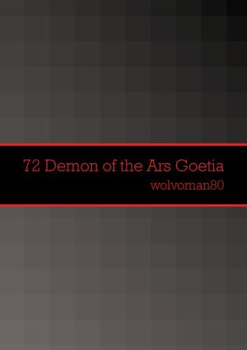 72 Demon Of The Ars Goetia