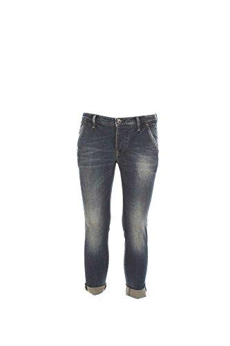 Jeans Uomo 0/zero Construction BEDDY/2SP LN334 Denim Autunno/Inverno Denim 38