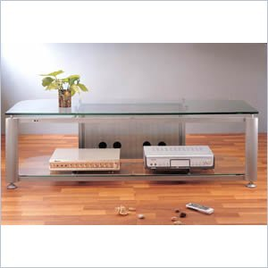 Cheap Frosted VTI HGR60 DLP Plasma LCD TV Stand (HGR60)