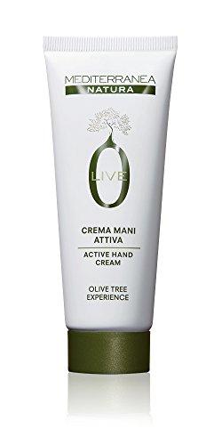 Mediterranea Natura Olive Crema Mani Attiva - 75 ml