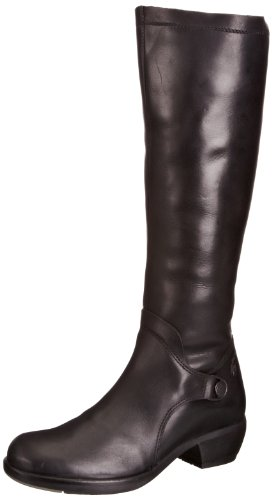 Fly London Womens Mistry Warm Boots P142908002 Black 3 UK, 36 EU