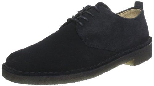 clarks-desert-london-zapatos-con-cordones-hombre-color-negro-talla-43