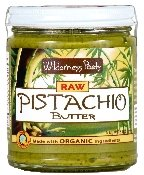 Raw Pistachio Butter