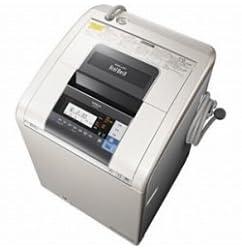日立 10.0kg 洗濯乾燥機 パールホワイトHITACHI ビートウォッシュ BW-D10SV-W