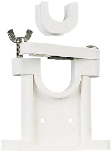 Shakespeare 408-R White Plastic Marine Upper Bracket