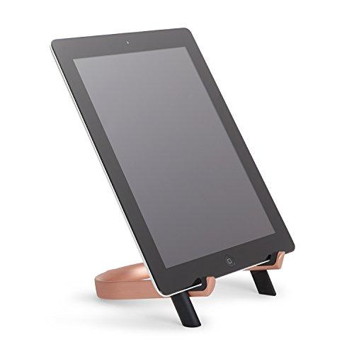Umbra 330110-880 Udock Tablet-Ständer, Metall, kupfer, 15,24 x 11,43 x 15,74 cm