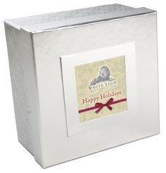 Tea Timer Gift Set - Holiday Collection, White Lion Tea