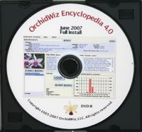 OrchidWiz Encyclopedia